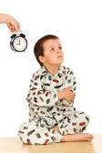 It's bedtime — Stockfoto