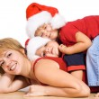 Christmas heap — Stock Photo #6430540