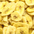 Banana chips — Stock Photo