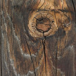 Wood knot - Stock Photo