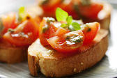 Bruschetta — Foto de Stock