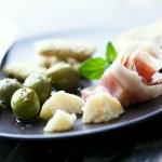 Italian antipasti — Stock Photo