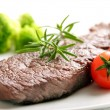 Beef fillet steak - Stock Photo