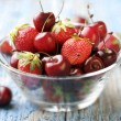 Red fruits — Foto de Stock