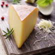 Foto Stock: Cheese selection