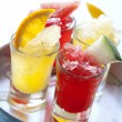 Fruit granita — Stock Photo #6362436