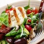 Fresh luxurious salad — Stock Photo #6362498