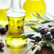 Olive oil — Stock Photo