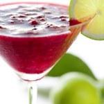 Raspberry daiquiri cocktail — Stock Photo