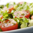 Fresh salad — Stock Photo #6362803