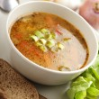 vegetable soup&quot — Stock Photo #6362835