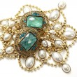 Stock Photo: vintage jewelry