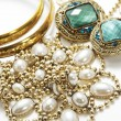 Shiny jewlery - Stock Photo