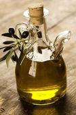 Olive-Oil — Stock Photo