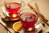 Toddy or mulled wine — Stock Photo