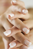 Finger nails — Stock Photo