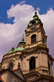 Church of St. Nicholas, also called the Cathedral of St. Nicholas, is a bar — ストック写真