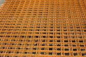 Rostiga stål konstruktion — Stockfoto