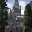 Drachenfels castle - Stock Photo