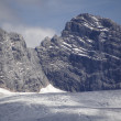 Stock Photo: Dachstein closeup