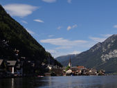 Hallstatt Austria — Stock Photo