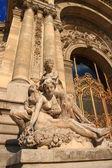 Simbolo di parigi — Foto Stock