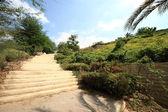 Azhar Park in Egypt — Stock Photo