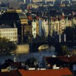 City scape in Prague. — Foto de Stock