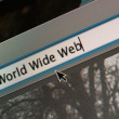 World Wide Web — Lizenzfreies Foto
