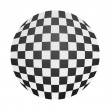 Royalty-Free Stock Vector Image: Chessboard ball