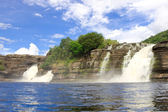 Waterfall at Canaima National Park — Stock Photo
