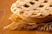 Home made pie. — Stock Photo
