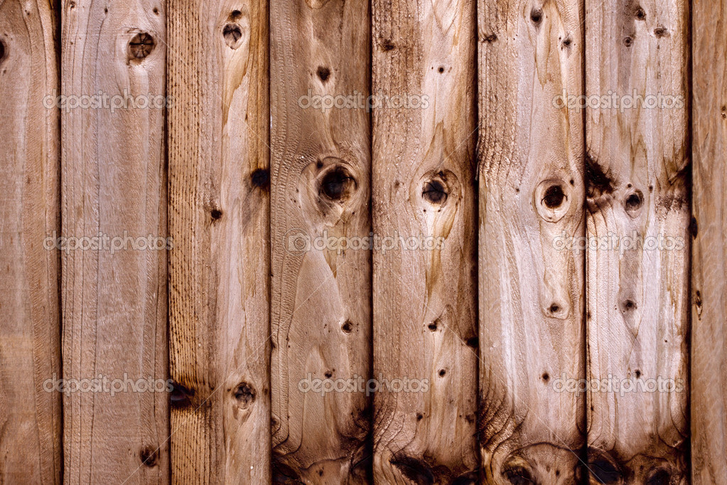 A wooden wall background with a grunge effect full of texture.  — Stock Photo #6314686