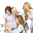 Women at office — Stockfoto
