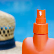 Sunscreen — Stock Photo