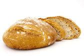 Aislado en pan blanco — Foto de Stock