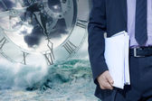 Time and business — Stock Photo