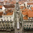 Lisbon architecture - Stock Photo