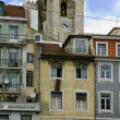 Stock Photo: Lisbon architecture