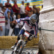 Bike racing, sports — Stock Photo