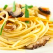 Stir fried noodles — Stock Photo #6575992