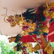 Dragon statue in thailand — Stock Photo #6664637