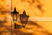 Street lamp — Stock Photo