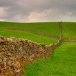 Dry stones wall — Stock Photo