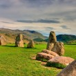 Castlerigg Stones Circle — Stock Photo #6356492