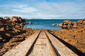 On the coast — Stock Photo