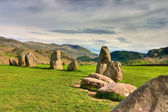 Castlerigg Stones Circle — Stock Photo