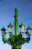 The street lamp — Stock Photo