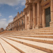 Cathedral in Noto - 图库照片