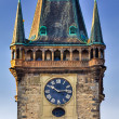 Tower clock - Stok fotoraf